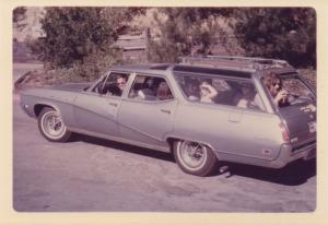 1971 No Cal Road Trip